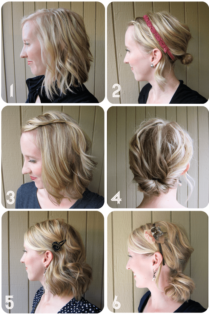 of Great Hair  Simple Hairstyles for Medium Length  Let Why Lead