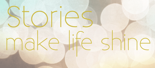 Post image for Stories Make Life Shine: Pain