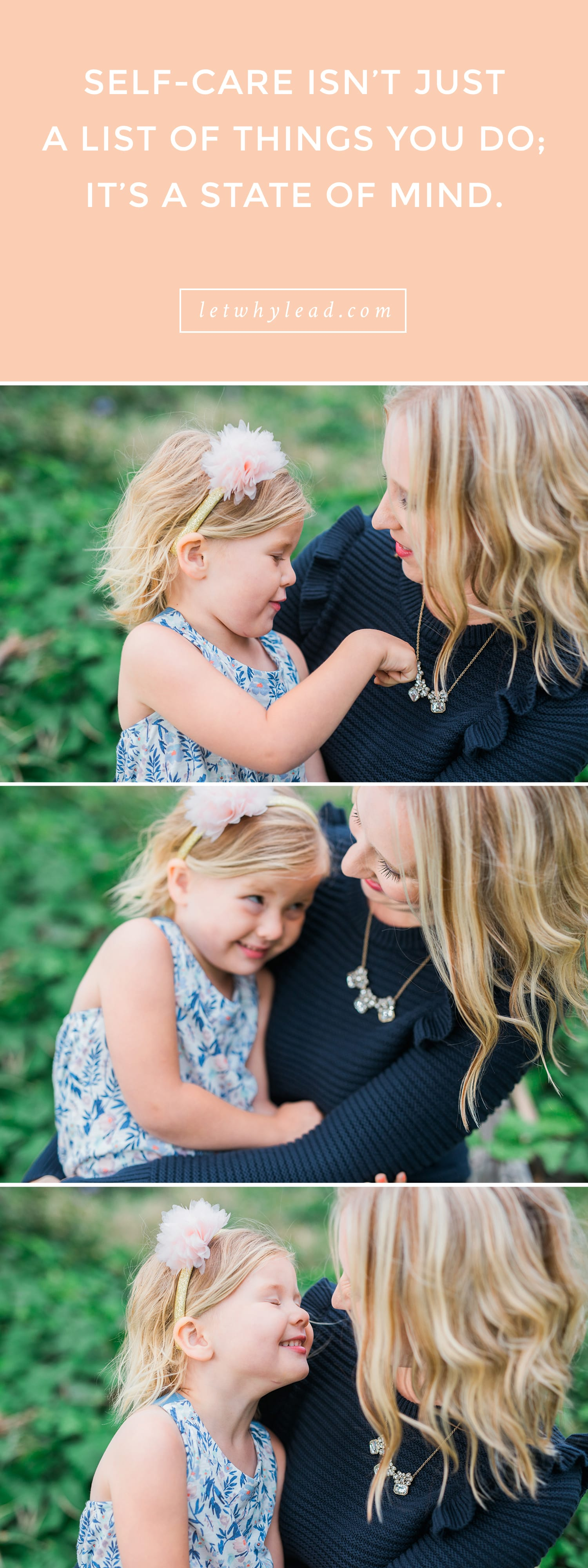 24 Self-Care Practices for Mothers   What I love about these is how simple & easy they are! Bringing joy into your life doesn't have to be expensive or time-consuming!