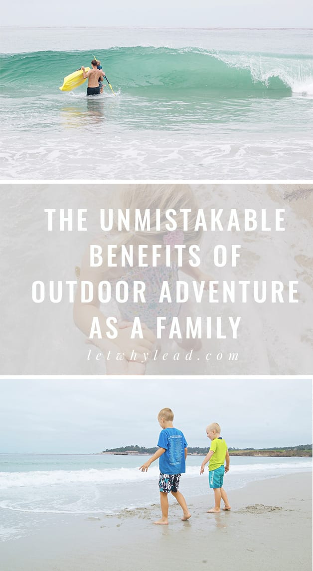 If you want a family that prioritizes personal connection over digital connection—and so much more—check out these 7 benefits of outdoor family adventure!