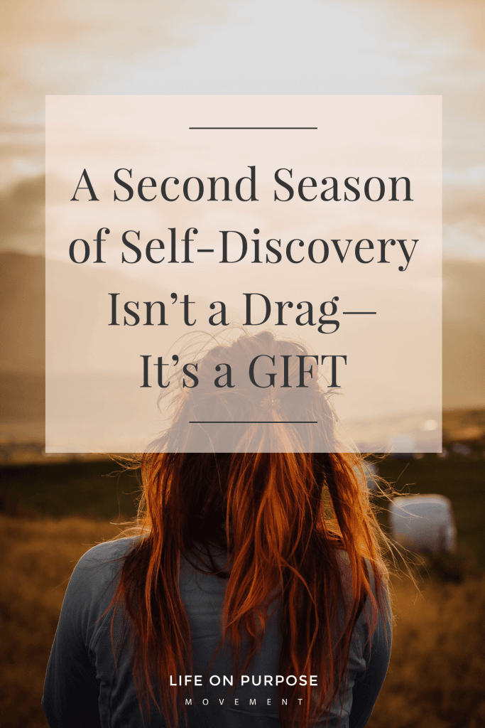A Second Season of Self-Discovery Isn't a Drag—It's a Gift